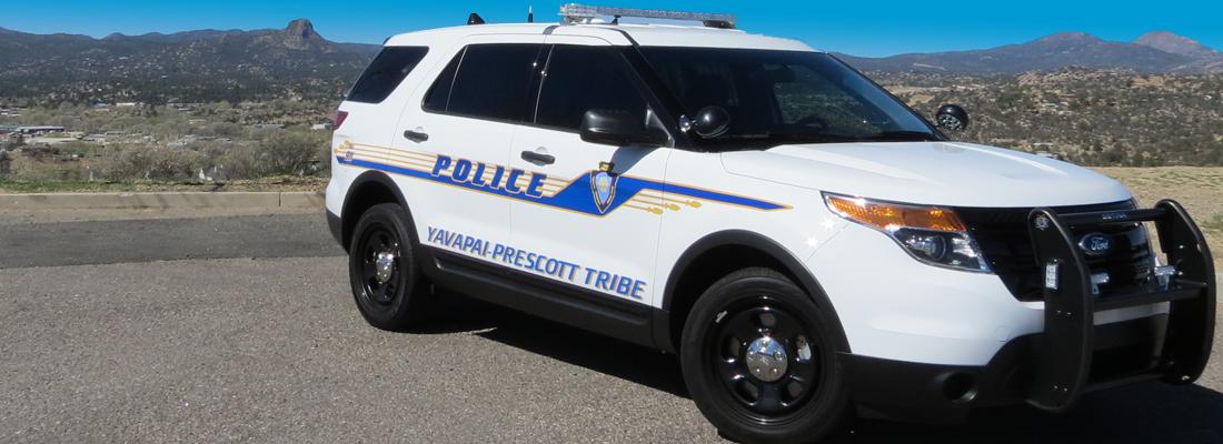 Yavapai-Prescott Tribal Police Department
